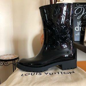 5829efa506cb Louis Vuitton Shoes - Rain boots
